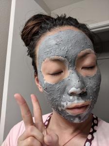 Sephora Mud Mask - Wet